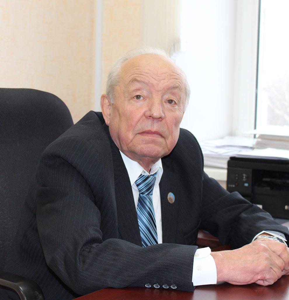 Горохов Анатолий Устинович