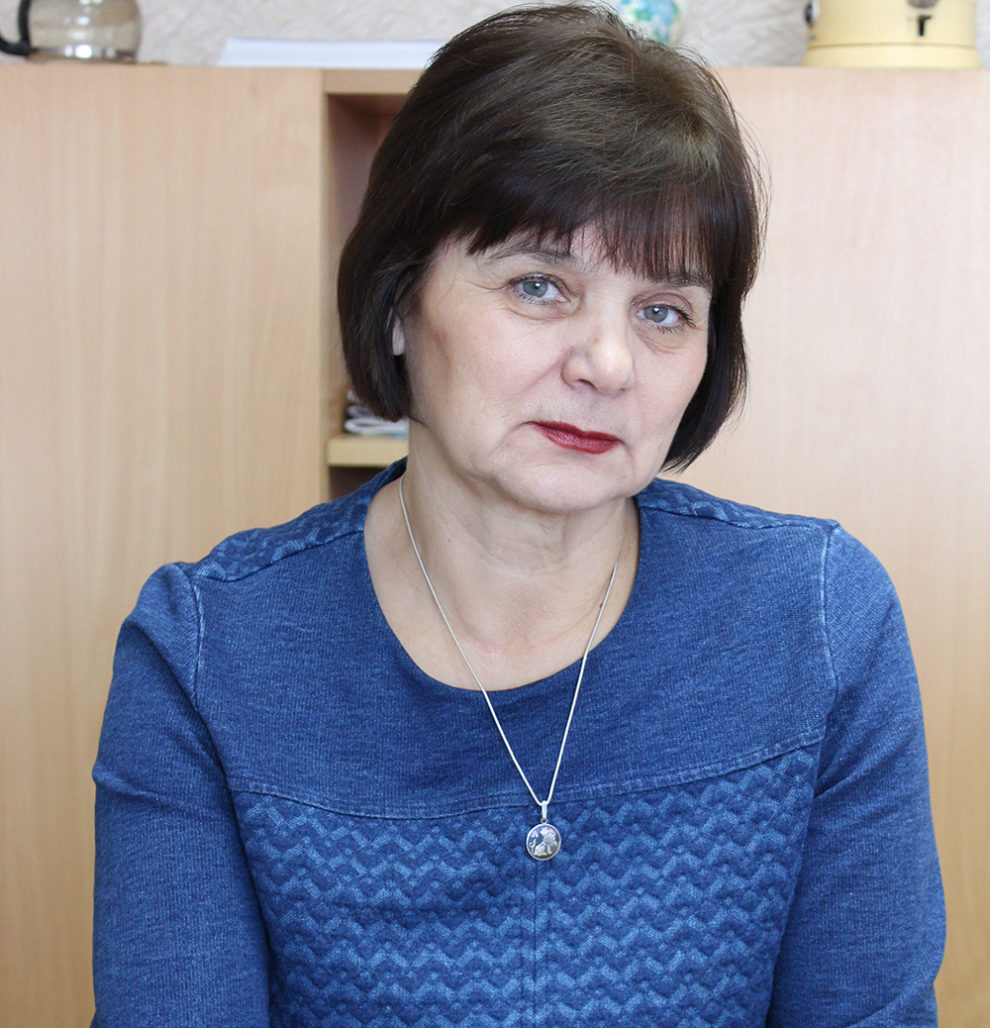 Кокина Евгения Ивановна