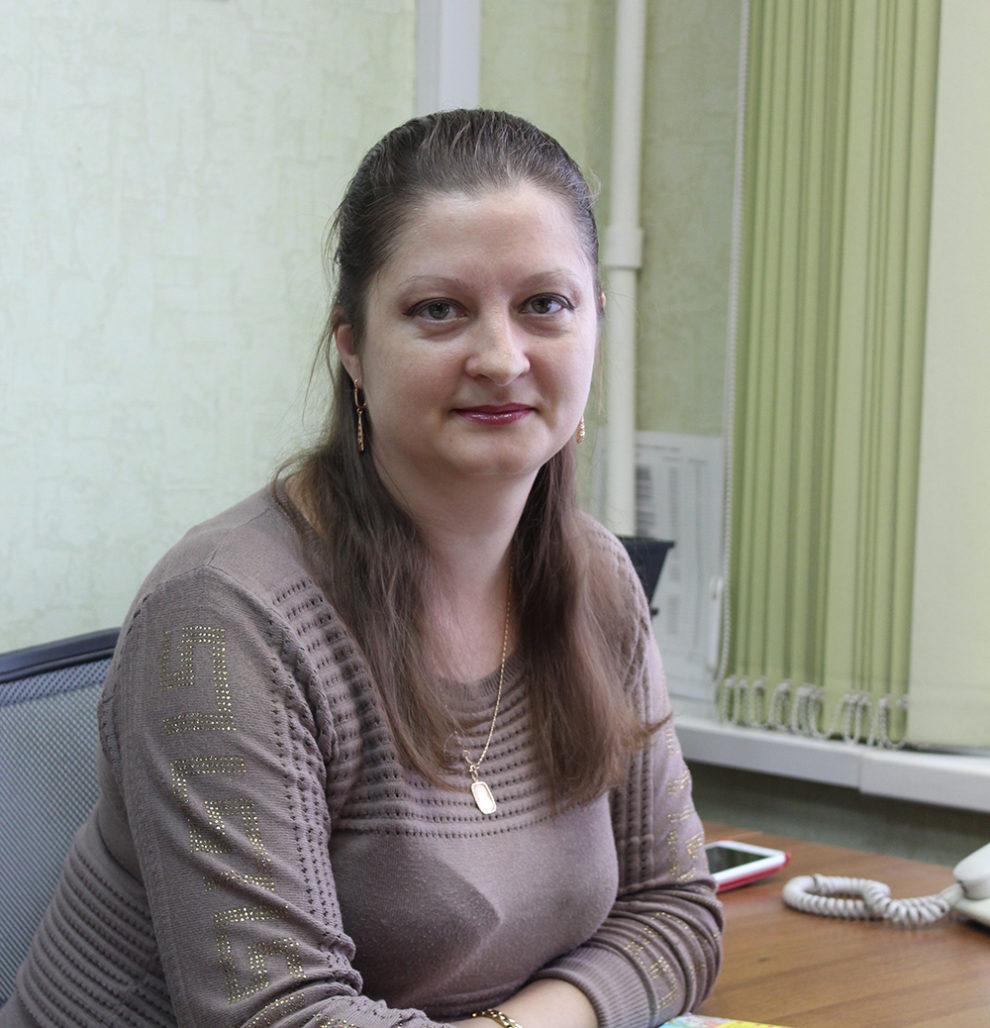 Кравцова Валентина Александровна