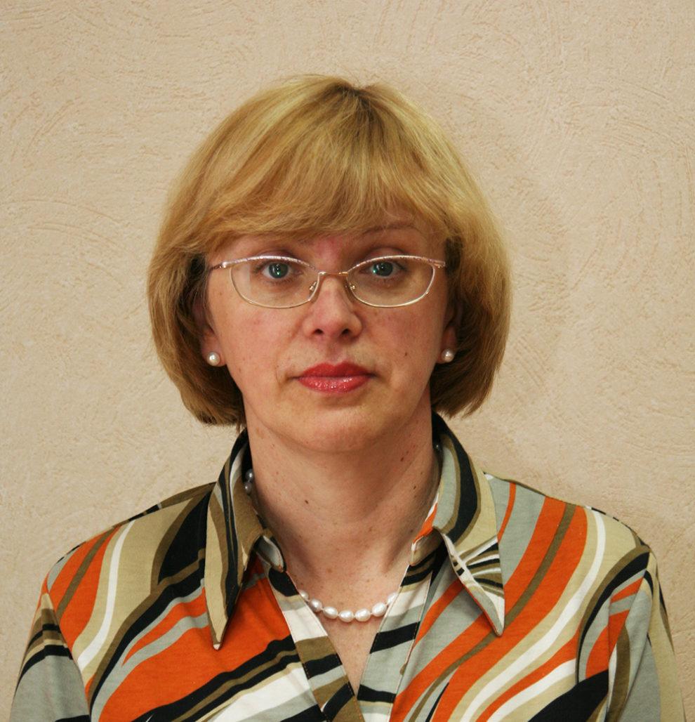 Малышева Елена Анатольевна
