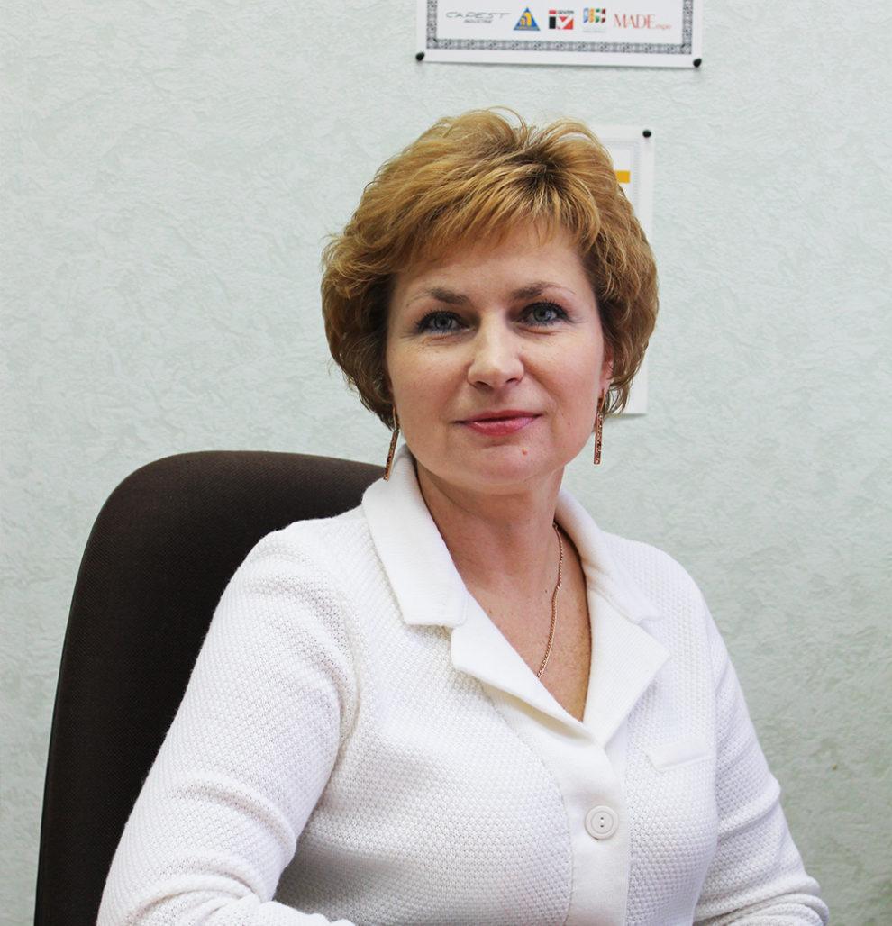 Сергачева Светлана Ивановна