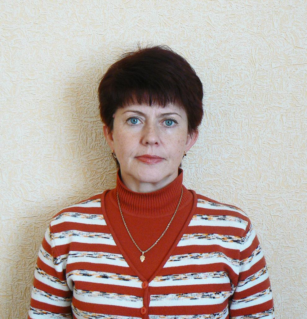Верещагина Марина Васильевна