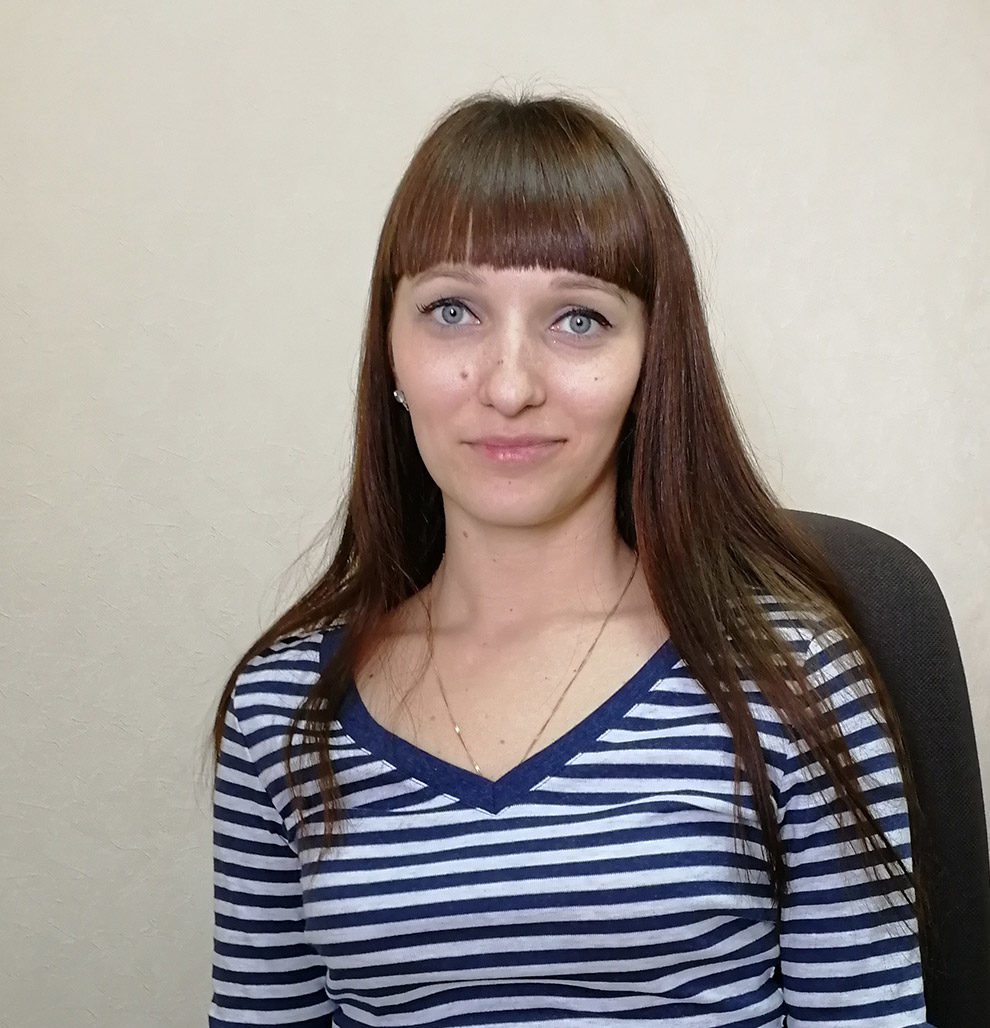 Кудряшева Анна Витальевна