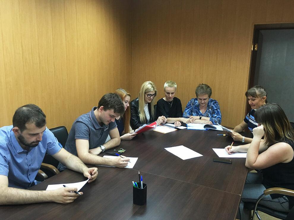 Неделя антикоррупционных инициатив в ОАУ «Ульяновскгосэкспертиза»