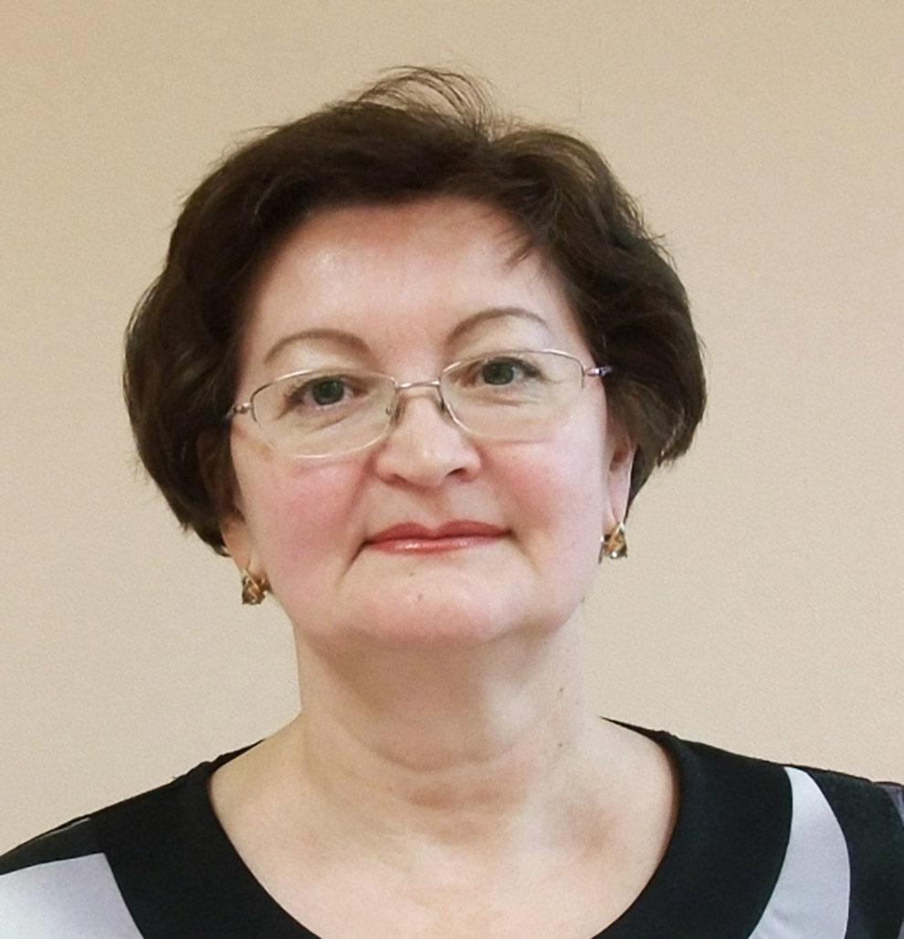 Шарыпова Галина Викторовна